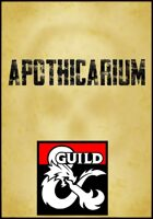 The Apothicarium