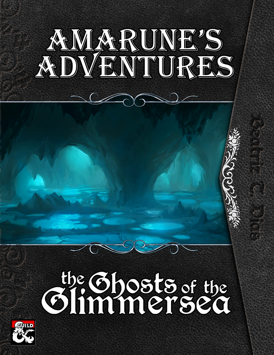 An Underdark adventure for 4 adventuerers between 5th and 10th level.