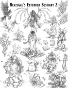Nerzugal's Extended Bestiary 2