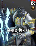 Somnus Domina - Subclass Pack I (5e) (Fantasy Grounds Mod)