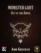 Monster Loot – Out of the Abyss (Fantasy Grounds)