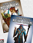 Seemingly Useless Magical Bundle [BUNDLE]