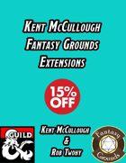 Kent McCullough Fantasy Grounds Extensions [BUNDLE]