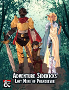 Adventure Sidekicks: Lost Mine of Phandelver