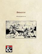 Bedouin - A Ranger Archetype
