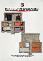 Modern Map Bundle