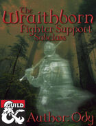Wraithborn - Fighter Subclass (Beta)
