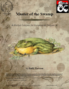 Master of the Swamp