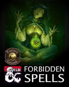 Forbidden Spells (5e) (Fantasy Grounds)