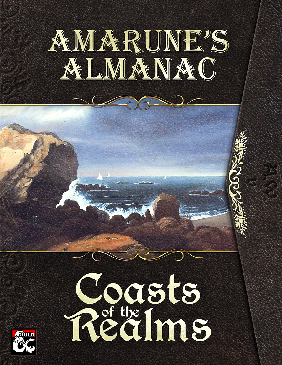 A survival guide for the sandy beaches of Forgotten Realms