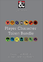 Player Character Token Bundle