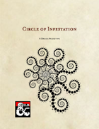 Circle Of Infestation - A Druid Archetype