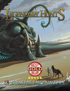 Legendary Hunts: Coastal Encounters