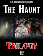 The Haunt Trilogy (1, 2, & 3) [BUNDLE]