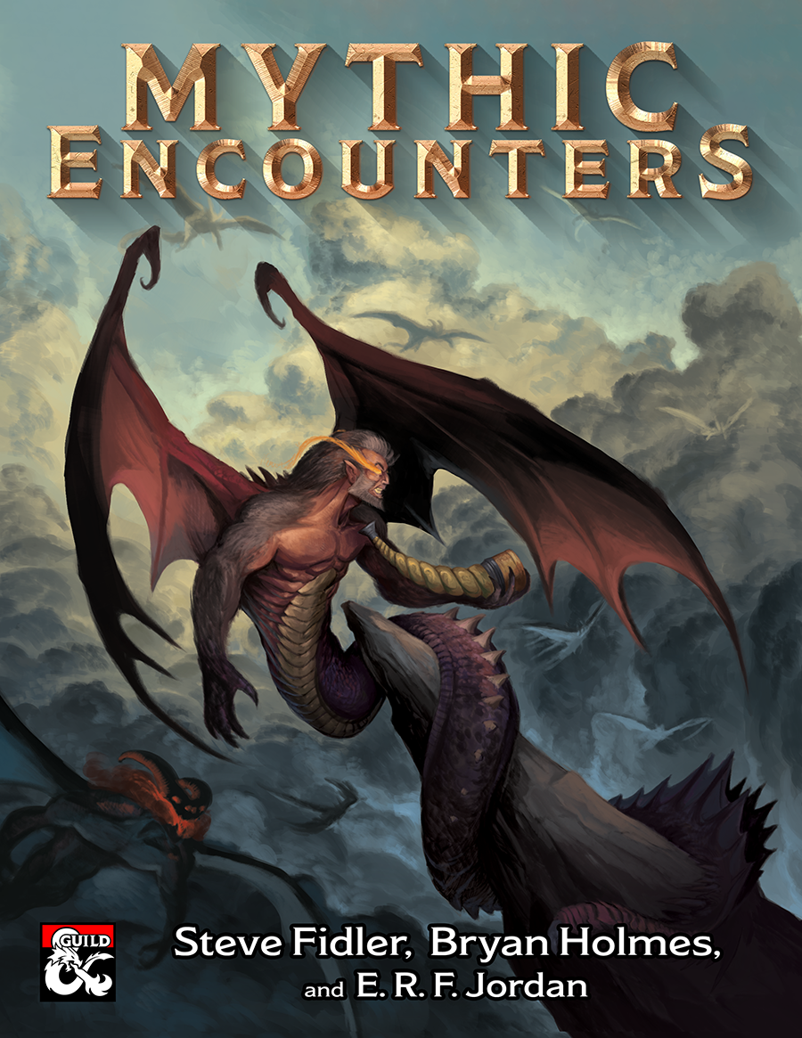 Mythic Encounters cover