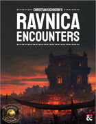 Ravnica Encounters (Fantasy Grounds)