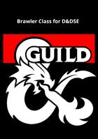 The Brawler class for D&D5E