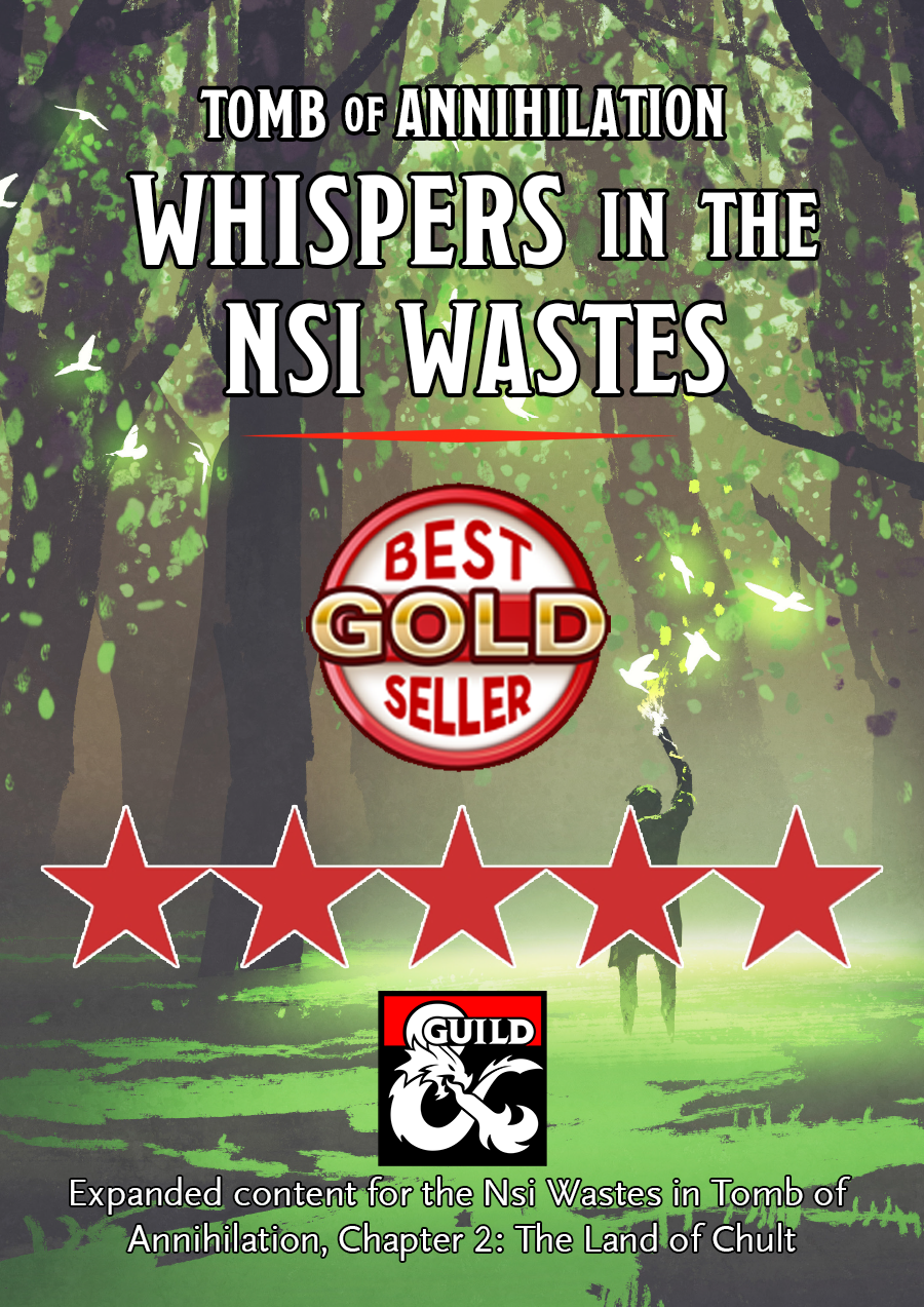 Whispers in the Nsi Wastes