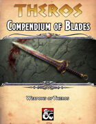 Compendium of Blades Vol 4. Weapons of Theros