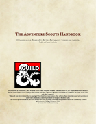 The Adventure Scouts Handbook