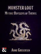 Monster Loot – Mythic Odysseys of Theros
