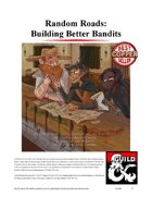 Random Roads:Building Better Bandits