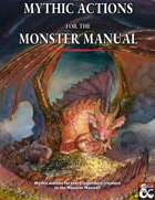 """""""Mythic Actions"""" (Monster Manual)"""