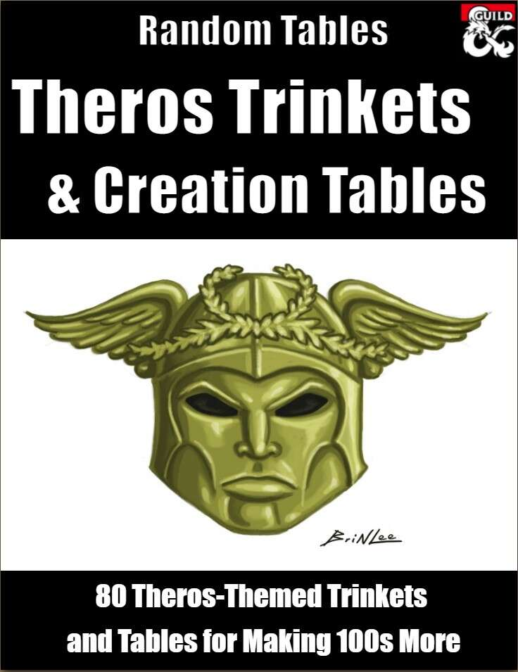 Theros Trinkets