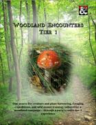 Woodland Encounters (Tier 1)