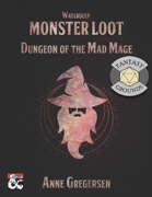 Monster Loot – Waterdeep: Dungeon of the Mad Mage (Fantasy Grounds)