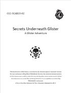 CCC-SCAR03-02 Secrets Underneath Glister