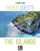 Theros Quests: The Islands