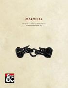 Marauder - A Roguish Archetype - 5e