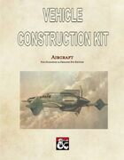 Vehicle Construction Kit: Aircraft
