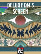 Deluxe Dungeon Master Screen