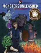 Monsters Unleashed (Fantasy Grounds)