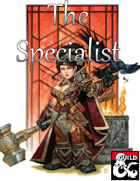 Fighter Martial Archetype - The Specialist (v1.4)