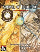 Festival of Cold Light (Fantasy Grounds)