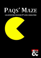 Paqs' Maze