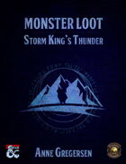 Monster Loot – Storm King's Thunder (Fantasy Grounds)
