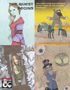 The Sunken Village Quartet (Orbs of the Planes) [BUNDLE]