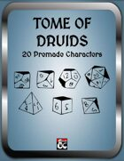 Tome of Druids