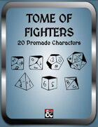 Tome of Fighters
