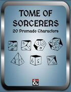 Tome of Sorcerers