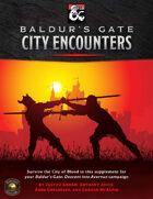 Baldur's Gate: City Encounters (Fantasy Grounds)