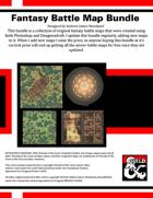 Fantasy Battle Map Bundle