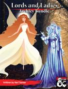 Lords and Ladies: Archfey Bundle [BUNDLE]
