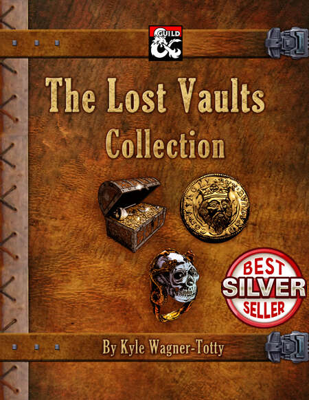 The Lost Vault Collection [BUNDLE]