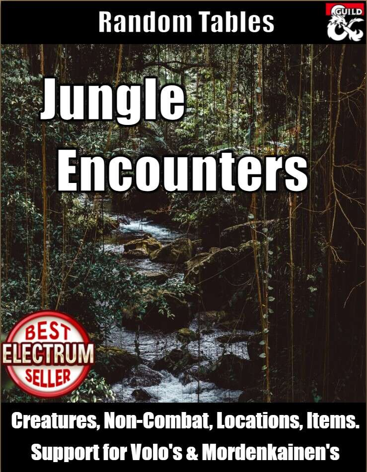 Jungle Encounters