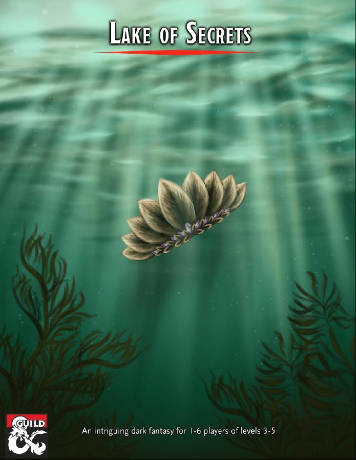 Cover of Lake of Secrets